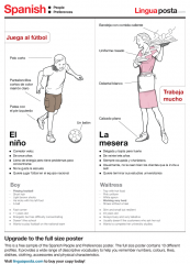 Sample the Spanish People and Preferences poster